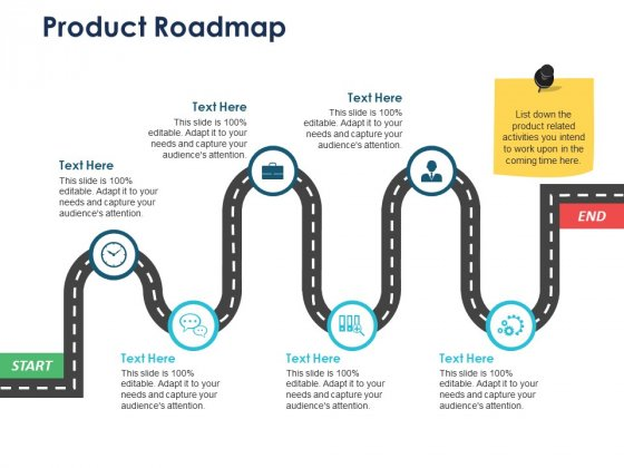 Product Roadmap Timeleine Ppt PowerPoint Presentation Infographics Portrait