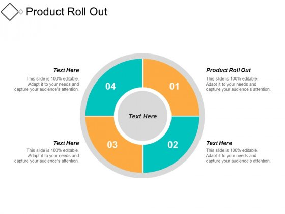 Product Roll Out Ppt PowerPoint Presentation Portfolio Example Topics Cpb