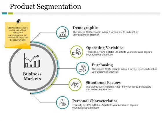 Product Segmentation Template 2 Ppt PowerPoint Presentation File Model