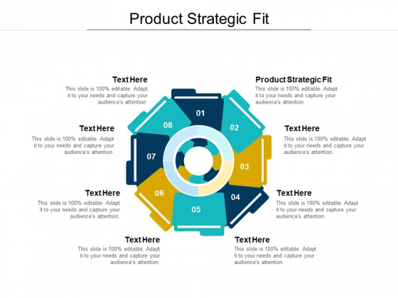 Product Strategic Fit Ppt PowerPoint Presentation Infographics Introduction Cpb Pdf