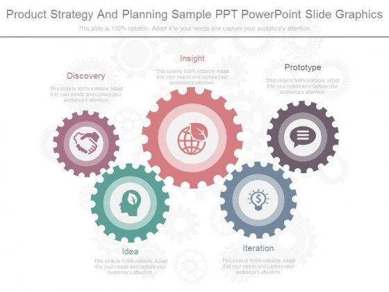 Product Strategy And Planning Sample Ppt Powerpoint Slide Graphics