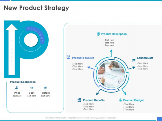 Product Strategy And Product Management Implementation New Product Strategy Ppt Outline Model PDF