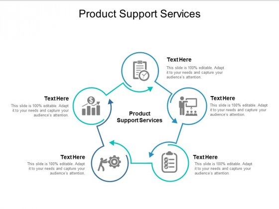 Product Support Services Ppt PowerPoint Presentation Summary Example File Cpb