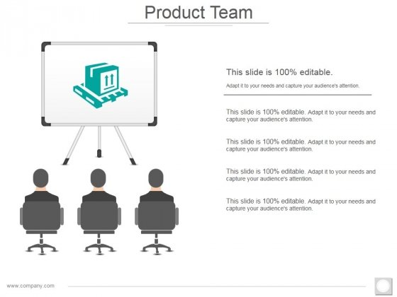Product Team Ppt PowerPoint Presentation Layouts Clipart