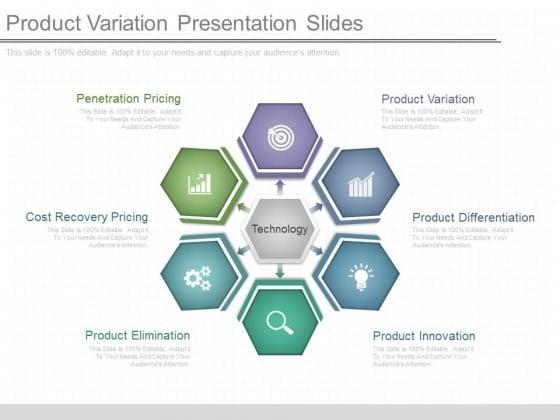 Product Variation Presentation Slides