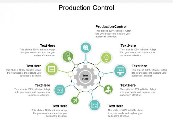 Production Control Ppt PowerPoint Presentation Summary Example File Cpb