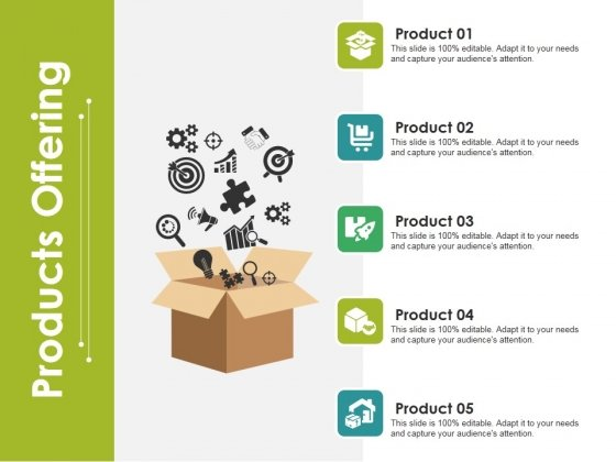 Products Offering Ppt PowerPoint Presentation Outline Diagrams