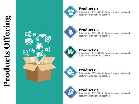 Products Offering Ppt PowerPoint Presentation Professional Images