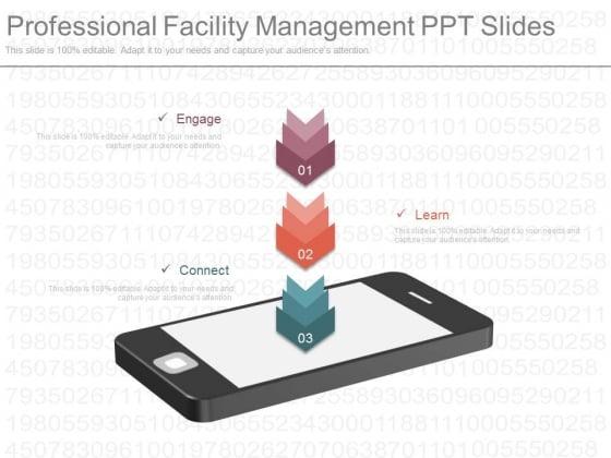 Professional Facility Management Ppt Slides