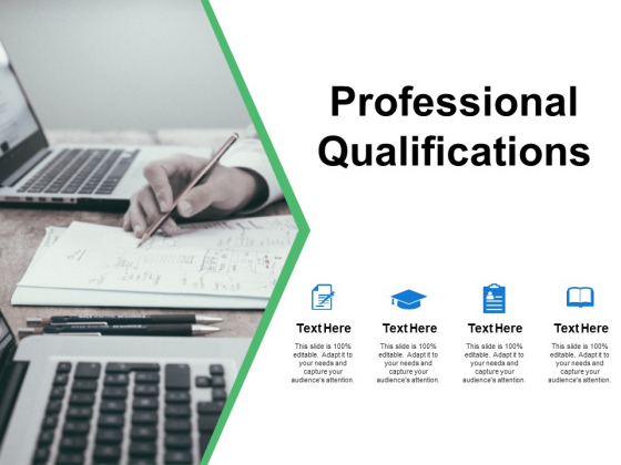 Professional Qualifications Management Ppt PowerPoint Presentation Model Diagrams