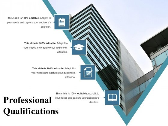 Professional Qualifications Ppt PowerPoint Presentation Professional Designs Download
