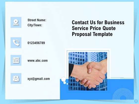 Professional_Quotation_And_Estimation_Solutions_Proposal_Ppt_PowerPoint_Presentation_Complete_Deck_With_Slides_Slide_11