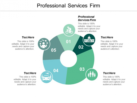 Professional Services Firm Ppt Powerpoint Presentation Icon Format Cpb