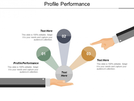 Profile Performance Ppt PowerPoint Presentation Infographics Shapes Cpb