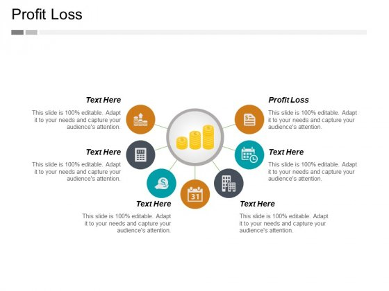 Profit Loss Ppt PowerPoint Presentation Summary Mockup Cpb