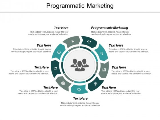 Programmatic Marketing Ppt PowerPoint Presentation Infographics Guide Cpb