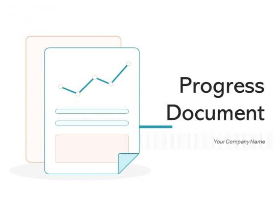 Progress_Document_Employee_Performance_Ppt_PowerPoint_Presentation_Complete_Deck_Slide_1