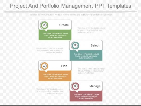 portfolio management in ppt