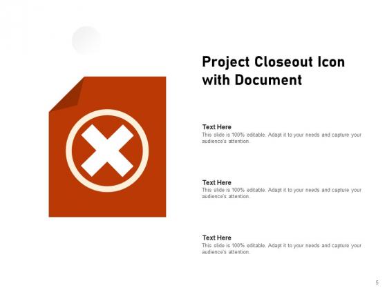 Project_Closure_Circular_Outline_Implementation_Ppt_PowerPoint_Presentation_Complete_Deck_Slide_5