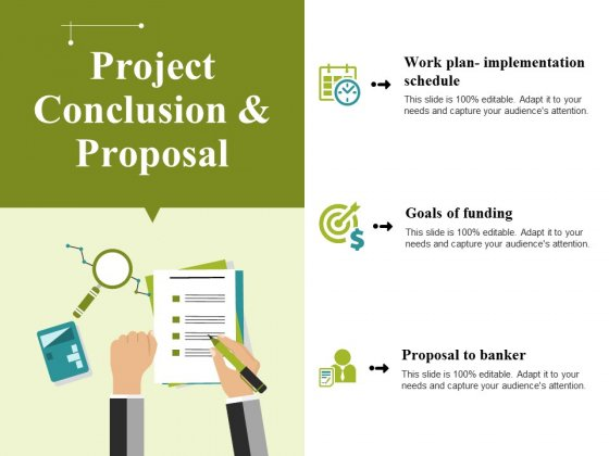 Project Conclusion And Proposal Ppt PowerPoint Presentation Professional Layout Ideas