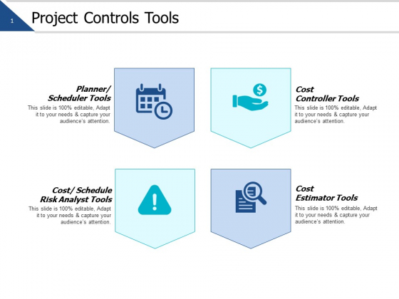 Project Controls Tools Marketing Ppt PowerPoint Presentation Inspiration Ideas