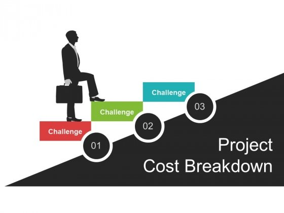 Project Cost Breakdown Ppt PowerPoint Presentation Ideas Portfolio