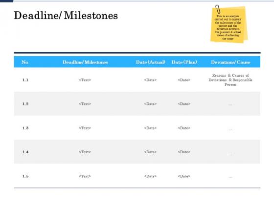 Project_Deliverables_Administration_Outline_Deadline_Milestones_Ppt_Gallery_Inspiration_PDF_Slide_1