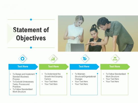 Project Deliverables Outline Statement Of Objectives Ppt Professional Demonstration PDF