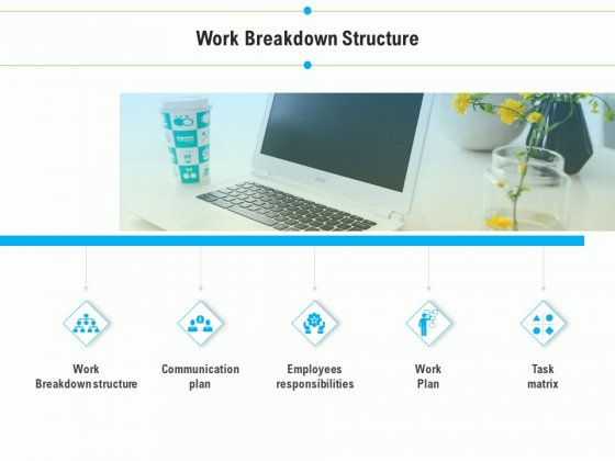 Project Deliverables Outline Work Breakdown Structure Ppt Portfolio Introduction PDF
