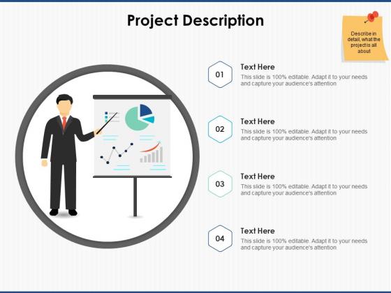Project Description Management Ppt PowerPoint Presentation Show Example Topics