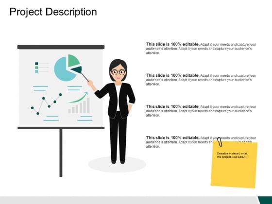 Project Description Marketing Ppt PowerPoint Presentation Portfolio Format