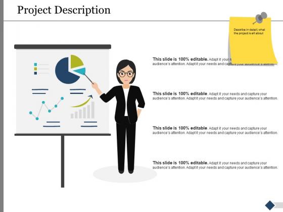 Project Description Ppt PowerPoint Presentation Icon Design Ideas