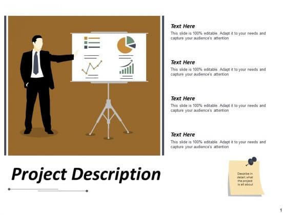 Project Description Ppt PowerPoint Presentation Infographic Template Graphics Tutorials