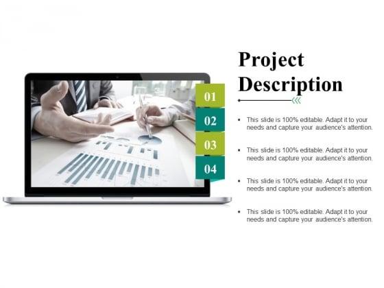 Project Description Ppt PowerPoint Presentation Infographics Designs Download