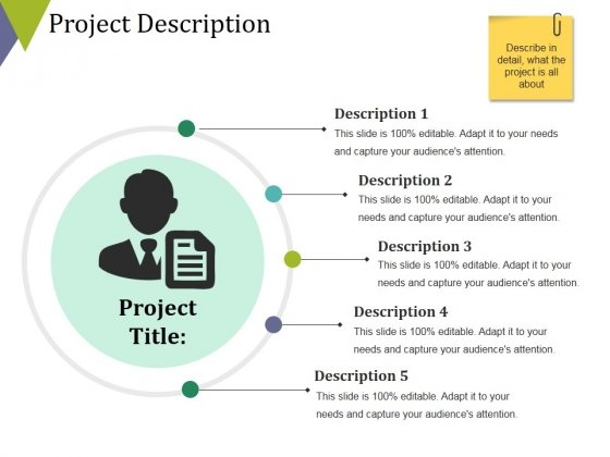 Project Description Ppt PowerPoint Presentation Layouts Layout Ideas