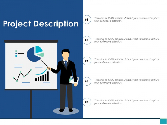 Project Description Ppt PowerPoint Presentation Outline Format Ideas