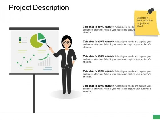 Project Description Ppt PowerPoint Presentation Slides Graphics