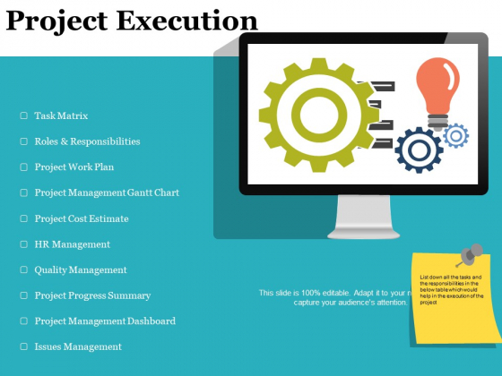 Project Execution Ppt PowerPoint Presentation Show Background Image