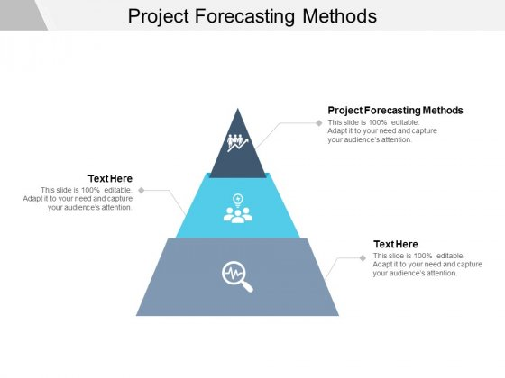 Project Forecasting Methods Ppt PowerPoint Presentation Pictures Example Cpb