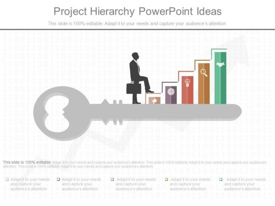 Project Hierarchy Powerpoint Ideas