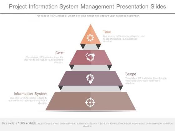 Project Information System Management Presentation Slides