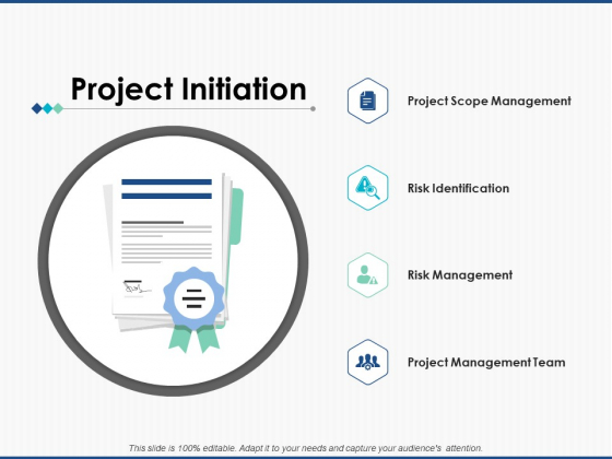 Project Initiation Analysis Ppt PowerPoint Presentation Infographics Slide Download