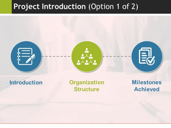 Project Introduction Template 1 Ppt PowerPoint Presentation Icon Professional