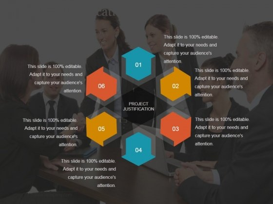 Project Justification Ppt PowerPoint Presentation Ideas Backgrounds