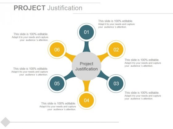 Project Justification Ppt PowerPoint Presentation Pictures Structure