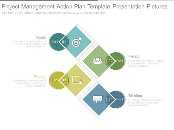 Project Management Action Plan Template Presentation Pictures – Project Management Action Plan Template