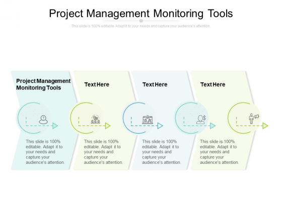 Project Management Monitoring Tools Ppt PowerPoint Presentation Infographics Picture Cpb