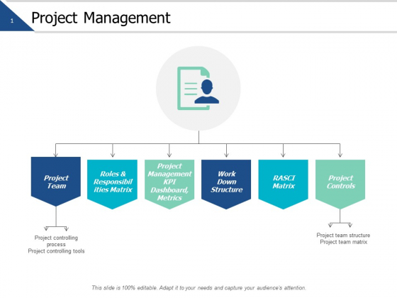Project Management Project Team Ppt PowerPoint Presentation Inspiration Rules