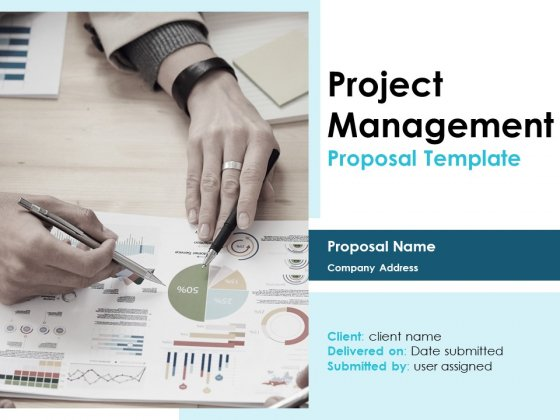 Project Management Proposal Template Ppt PowerPoint Presentation Complete Deck With Slides