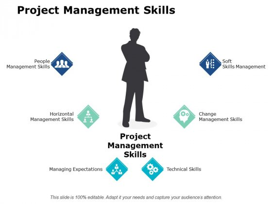 Project Management Skills Ppt PowerPoint Presentation Show Tips